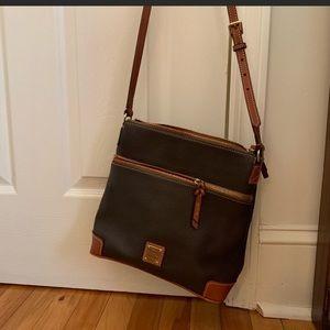 Dooney & Bourke Pebble Leather Crossbody LIKE new